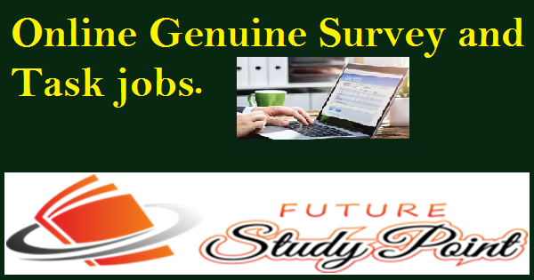 survey and task jobs