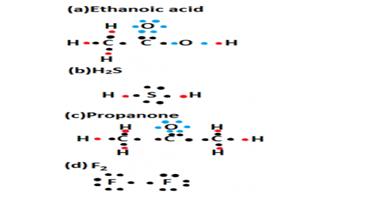 carbon and its compounds q5 ex