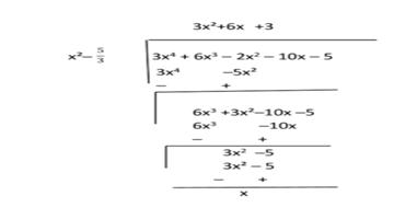 division of polynomials most imp Q4
