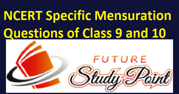 Specific mensuration questions