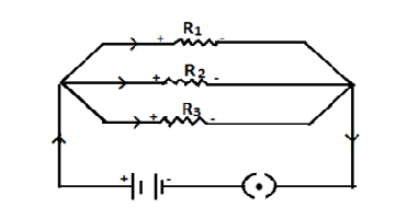 parallel combination of resistence