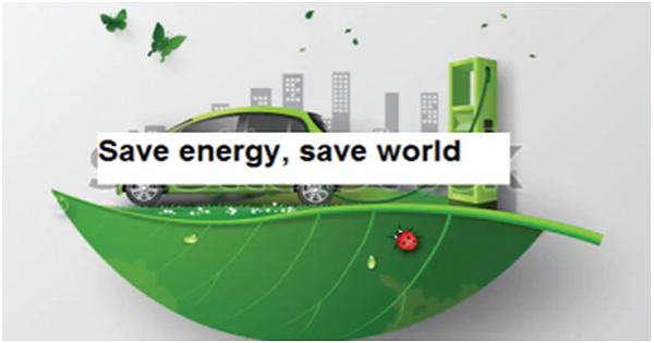 Save energy and save world