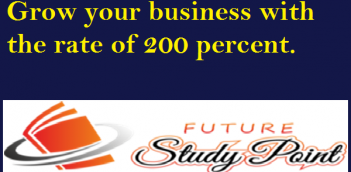 Grow your business with the rate of 200 percent.