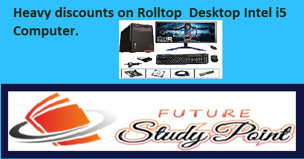 Roll top desktop