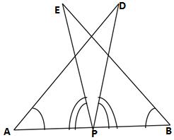 Q7 EXercise 7.1 class 9 maths