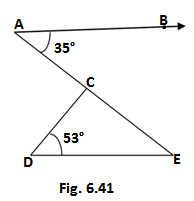 fig.6.41 exercise 6.3 class 9 maths