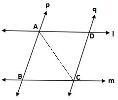 Q4 ex.7.1 class 9 maths