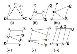 Q1.ex. 9.1 class 9 maths