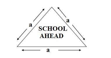 SCHOOL AHEAD