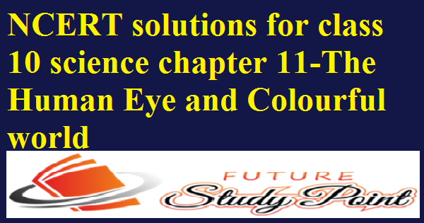 solutions of chapter 11 class 10 science