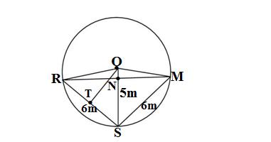 exercise 10.4 Q6 maths class 9