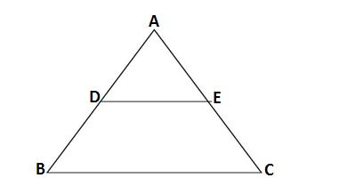 Q3 imp question class 10 triangle