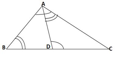 TRIANGLE imp questions class 10 Q8