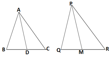 Triangle imp questions class 10 Q9