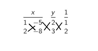 Q1 ex 3.5 class 10 maths
